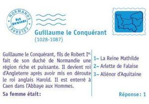 Normands-célèbres-Guillaume-le-conquérant