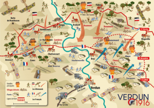 Puzzle Verdun 1916-2016