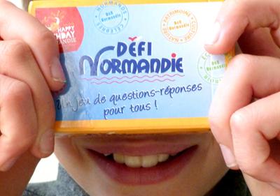 Jeu Défi Normandie en situation