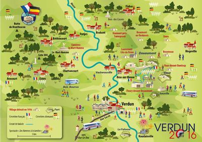 Exemple de visuel - Verdun 2016